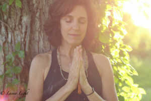 Lucy Cimini by Laina Light - Namaste