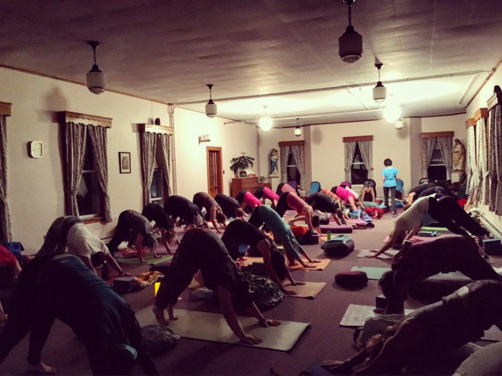 Central Mass Yoga & Wellness Maine Retreat