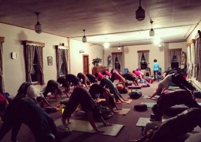 2016 Maine Yoga Retreat