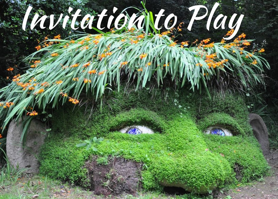 Invitation to Play By Sawrah