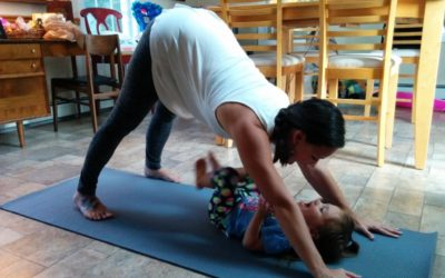 Toddler & Me Yoga By Marissa